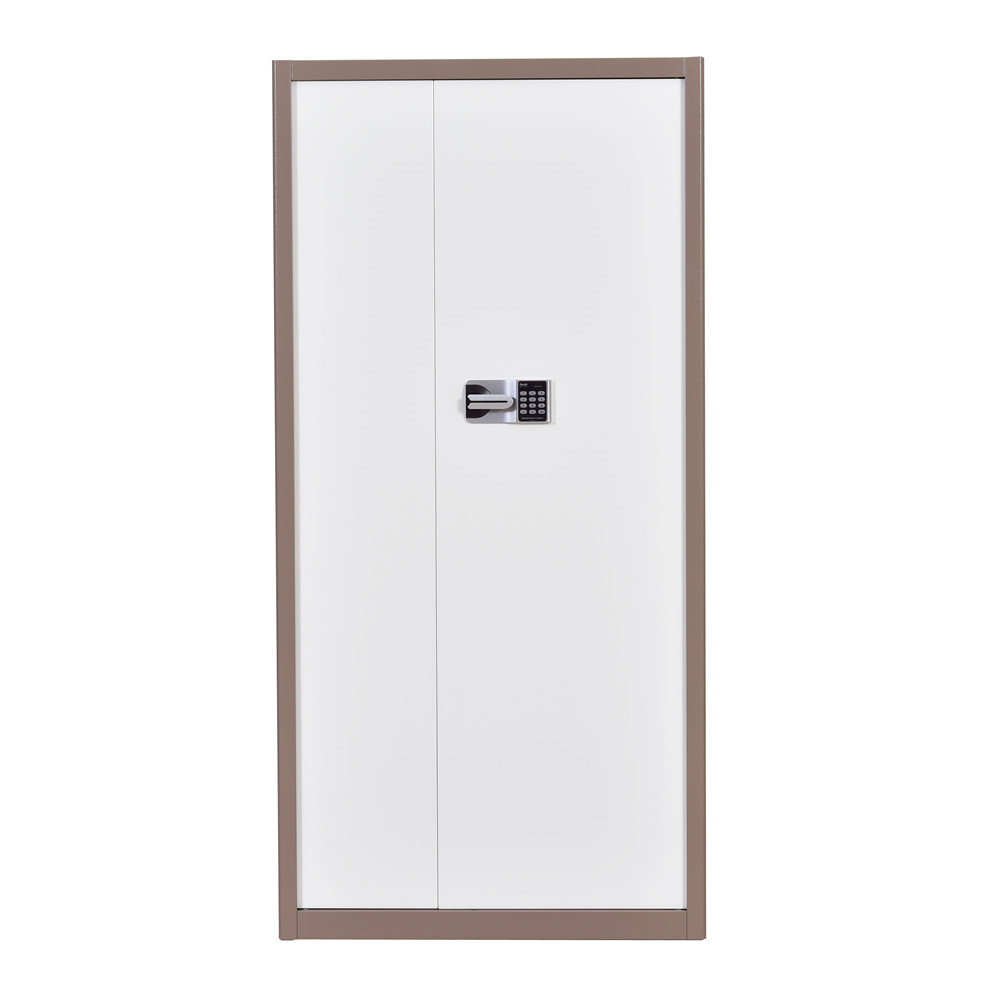 2 door Security Cabinet with tw