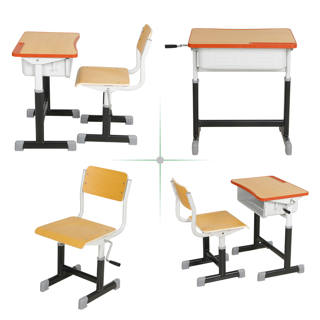 Hand Crank Lifting Desks and Chairs 1.jpg