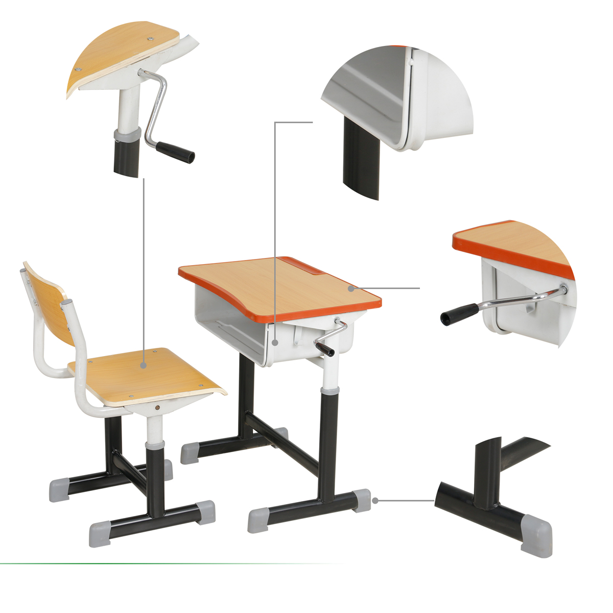 Hand Crank Lifting Desks and Chairs 2.jpg