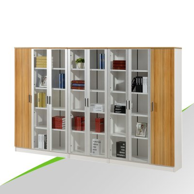 Large Wooden Bookcase