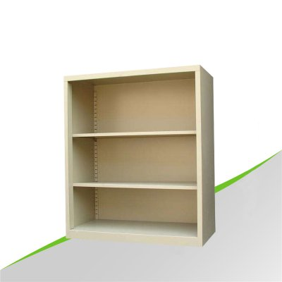 3 layer steel bookcase