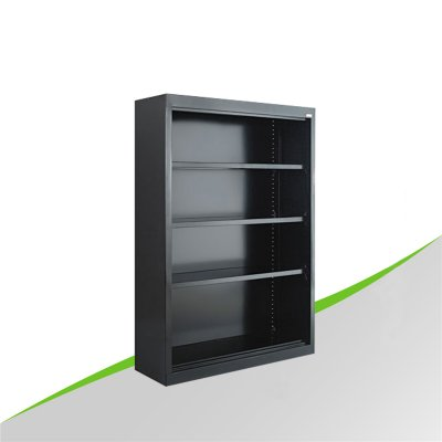 4 layer steel bookcase