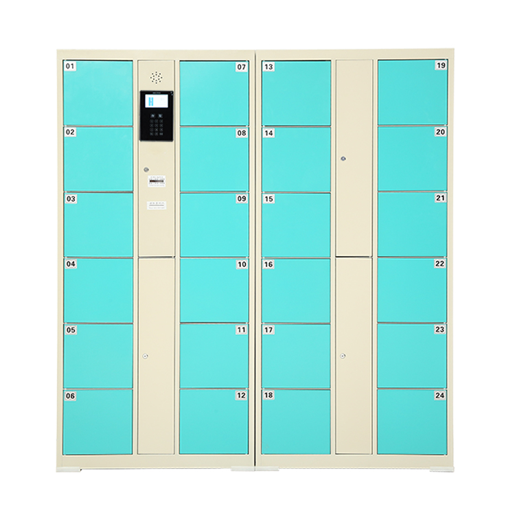 Barcode system electronic smart  locker /cabinet