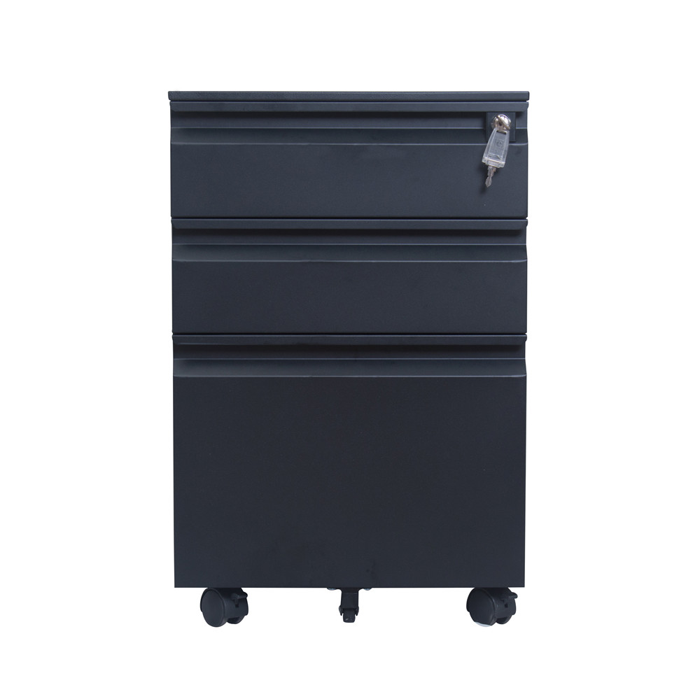 Black Mobile drawer